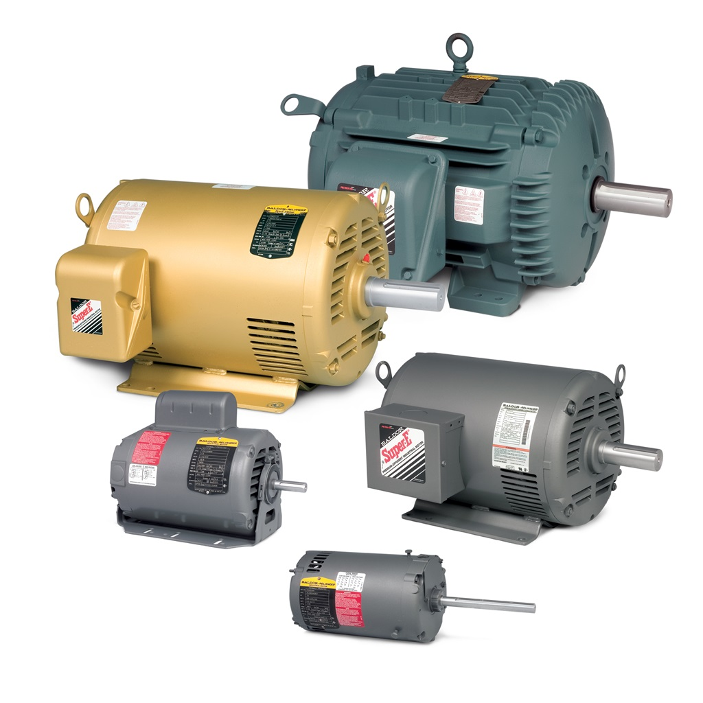 Ac motors for A m motors
